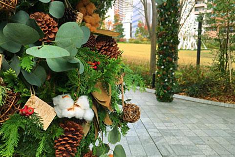 イベント装飾 クリスマス