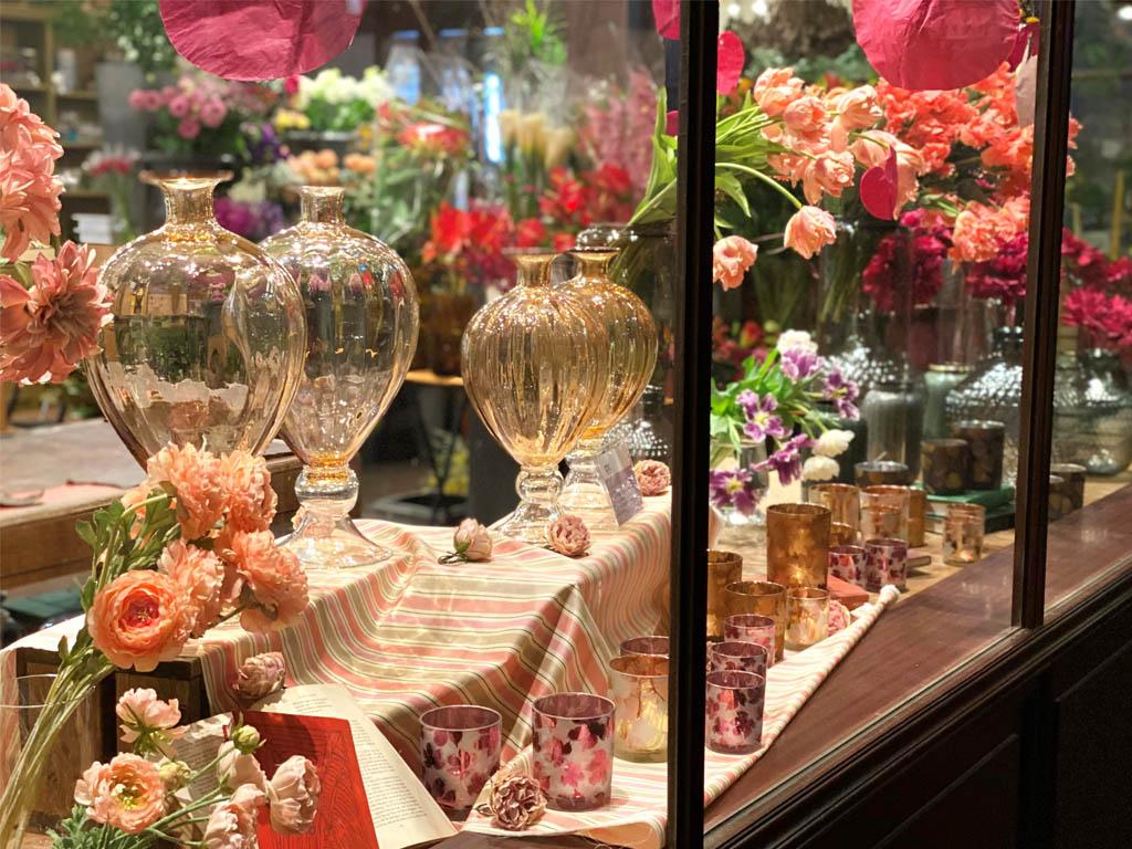 近くの花屋 レミルフォイユドゥリベルテ 丸の内店