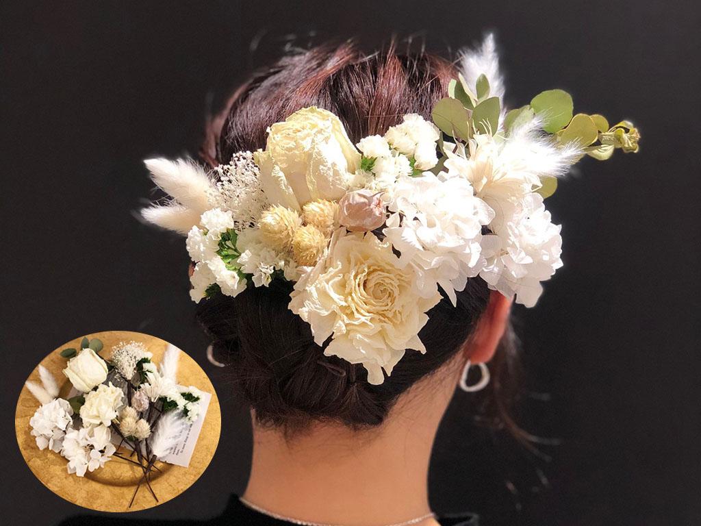 近くの花屋 レミルフォイユドゥリベルテ 大阪店 オリジナル商品