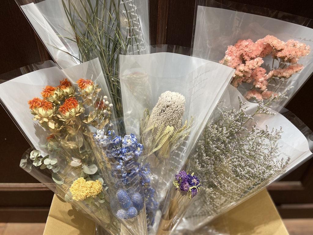 近くの花屋 レミルフォイユドゥリベルテ ハピネスボックス