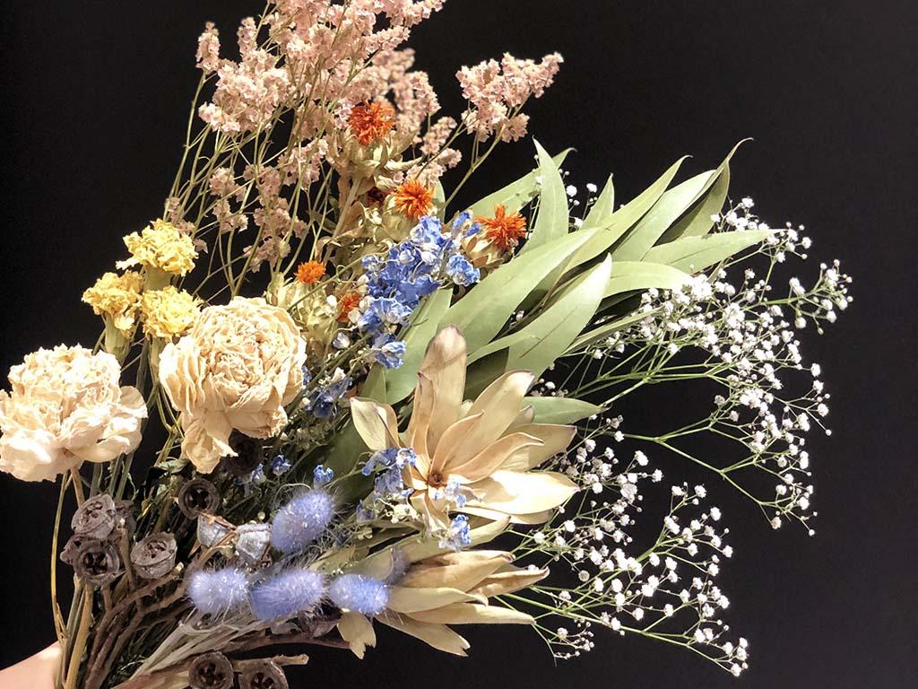近くの花屋 レミルフォイユドゥリベルテ オリジナル商品
