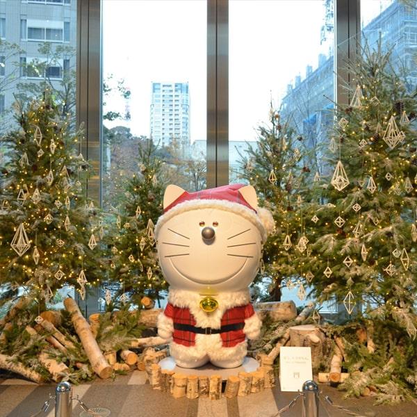 レミルフォイユドゥリベルテの生け込み、空間装飾クリスマス過去実績